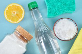 Muitas substâncias do cotidiano têm caráter ácido ou básico. O vinagre e o limão são ácidos, enquanto o bicarbonato de sódio é um sal básico