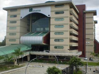 Na imagem, o Campus Alcindo Cacela, em Belém
