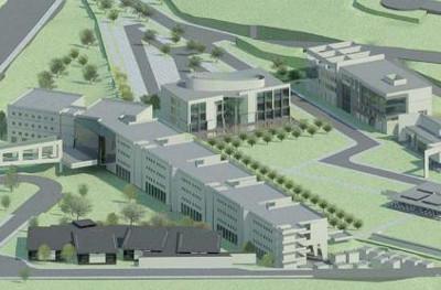 Novo campus da UEZO