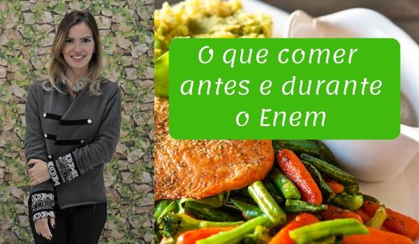 Nutricionista Luna Azevedo recomenda alimentos que fornecem energia e ajudam na concentração
