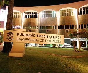O campus da UniFor possui área de 720 mil m²