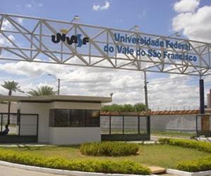 O Enem é a única forma de ingresso utilizada pela Univasf