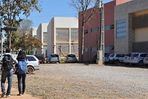 O principal campus da UFOPA está na cidade de Santarém, terceiro maior município do estado.