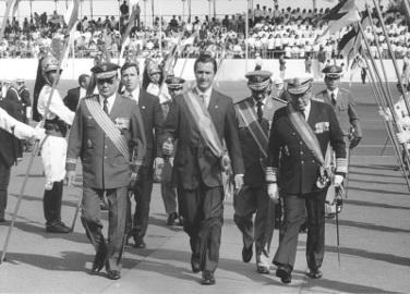 Posse do presidente Fernando Collor, em 15 de março de 1990*