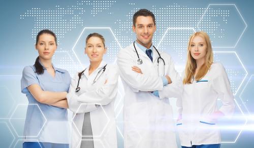 Profissionais da área da saúde atuam, geralmente, de forma integrada