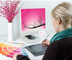 Profissional de Design Gráfico precisa dominar softwares de edição de imagens e editoração eletrônica