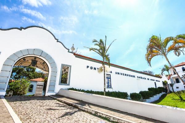 Campus Serro. Crédito da Foto: Divulgação PUC Minas