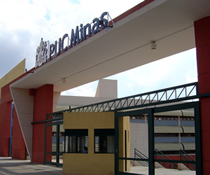 PUC Minas conta com unidades em cinco cidades da Grande Belo Horizonte e quatro municípios do interior