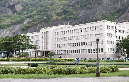 Sede do IME, no Rio de Janeiro: o Instituto é tido hoje como um dos melhores de Engenharia do país.