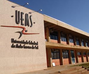 UEMS é constituída por 15 Unidades Educacionais