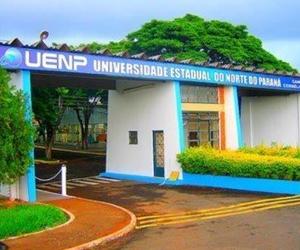 UENP está situada em Cornélio Procópio, Jacarezinho e Luiz Meneghel