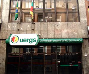 Uergs é constituída por 22 unidades educacionais