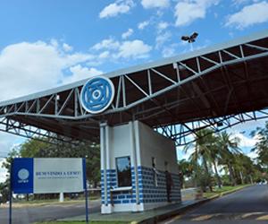 UFMT dispõe de uma área física total de 4,3 milhões de metros quadrados