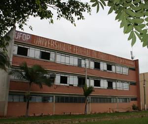 UFOP é constituída por quatro campi e nove unidades acadêmicas