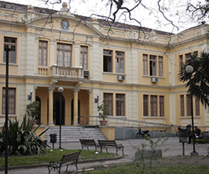 UFPel está localizada no Sul do Estado e a 250km de Porto Alegre