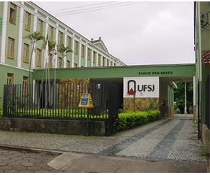 UFSJ é constituída por seis campi