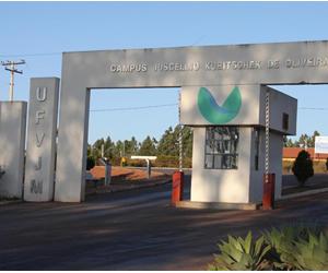 UFVJM é a única Universidade Federal com sede na metade setentrional do estado