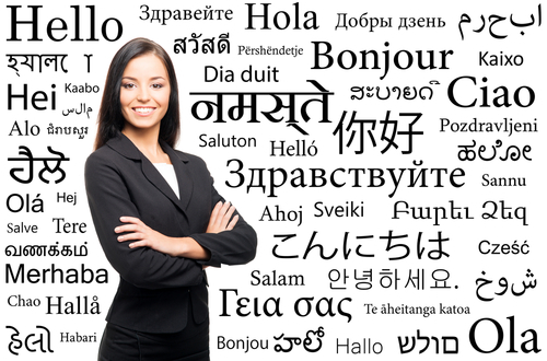 Um bom tradutor domina pelo menos três línguas