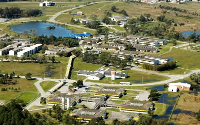 Vista aérea do Campus da FURG
